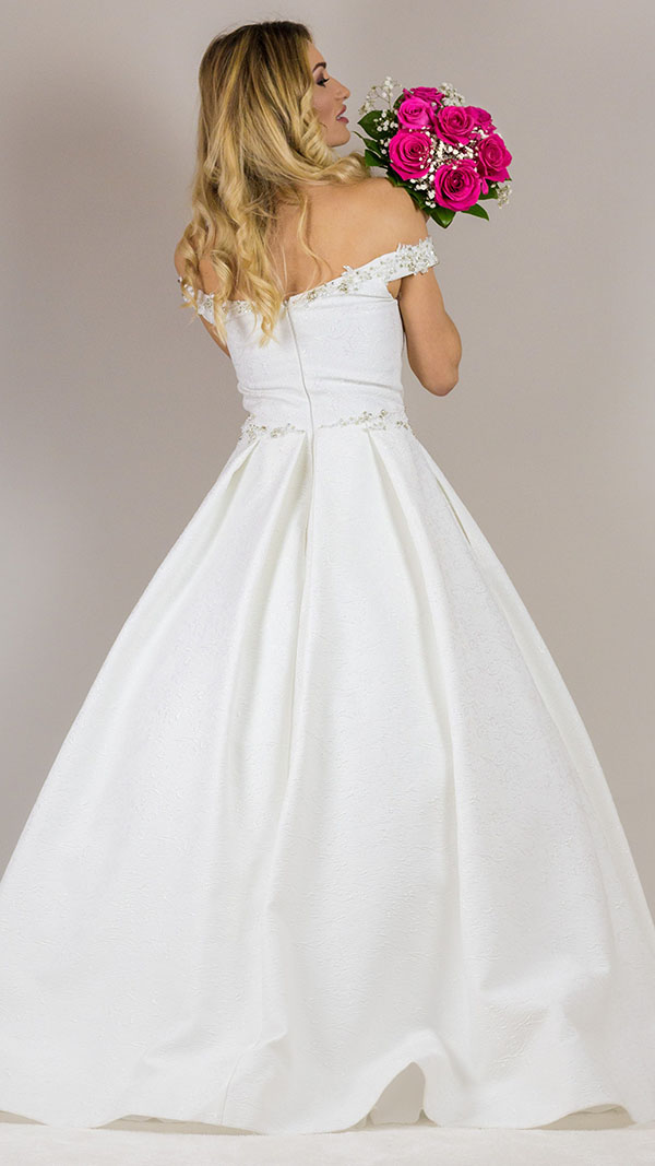 Lovelly die Fee Brautkleid