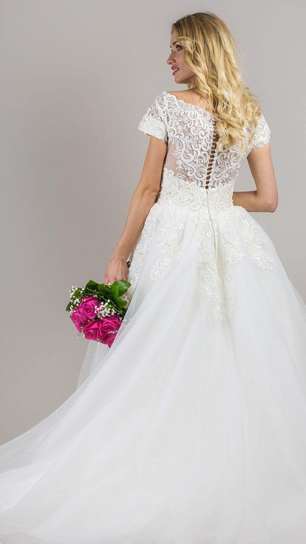 Lovelly die Fee Brautkleid