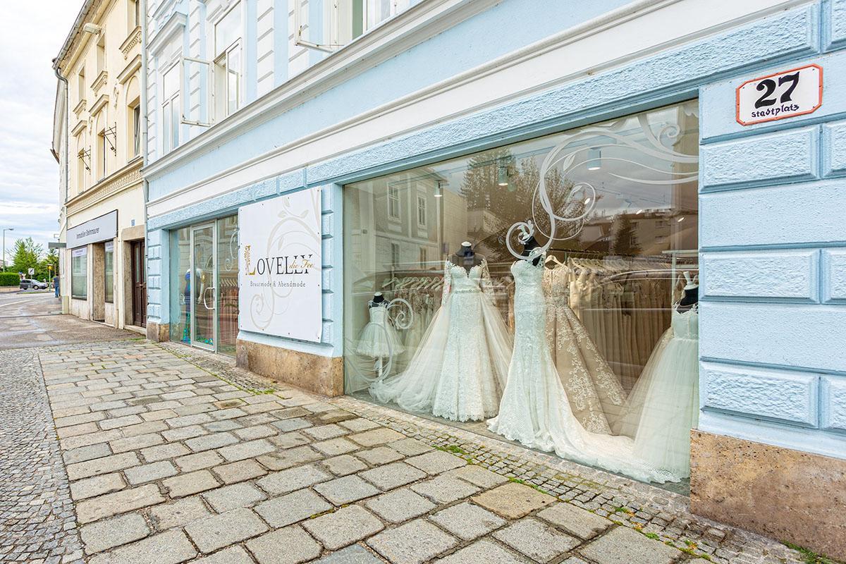 Lovelly die Fee Brautkleider und Abendkleider Wels